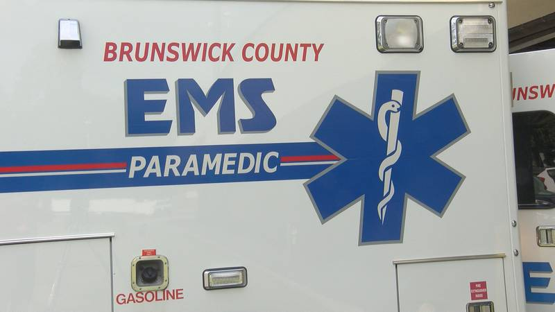 Brunswick County EMS is grieving one of its own this morning.