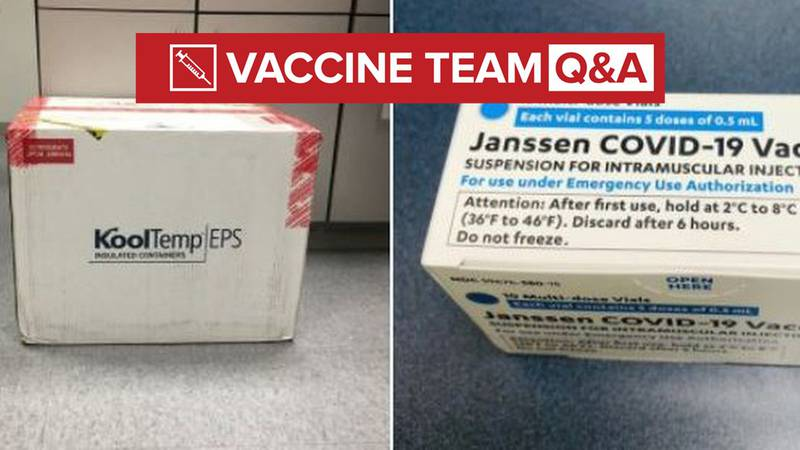The WBTV Vaccine Team has heard from several viewers after news broke that over 15 million...
