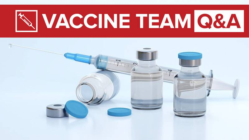 VACCINE TEAM: Will second shot patients get priority after cancellations?