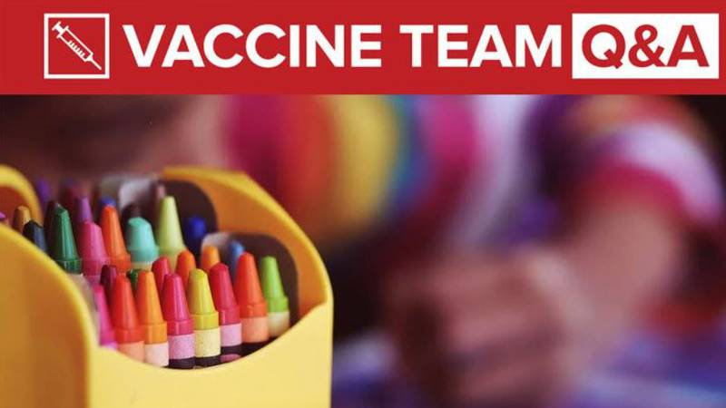 Can homeschool teachers receive vaccine?
