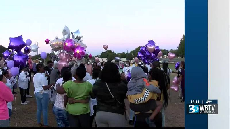 5-year-old girl killed in a wrong way crash is remembered in Rock Hill