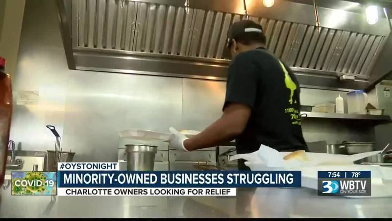 Taking a closer look at the impact the pandemic is having on minority-owned businesses