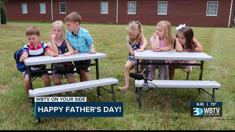 Happy Father's Day! Tell us about your dad