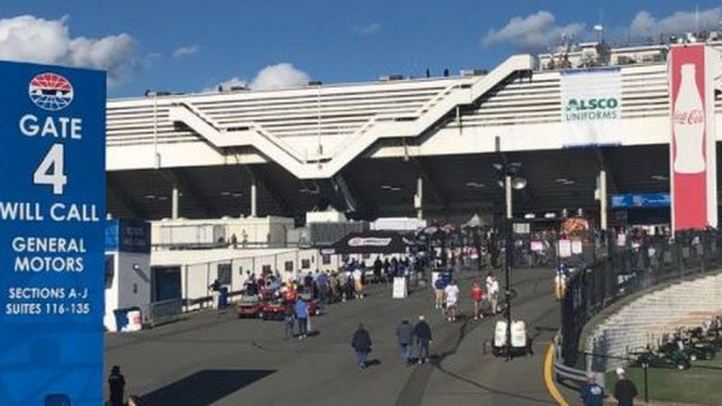 Coca-Cola 600 provides 'great boost' to area as thousands pack Charlotte Motor Speedway