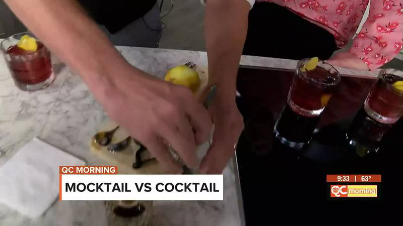 Cocktail versus mocktail: Can you tell the difference?