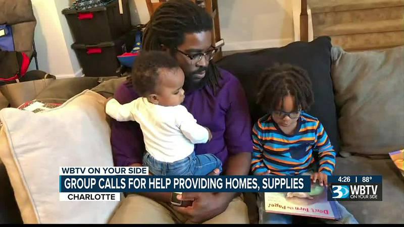Community Link calls for help providing homes, supplies