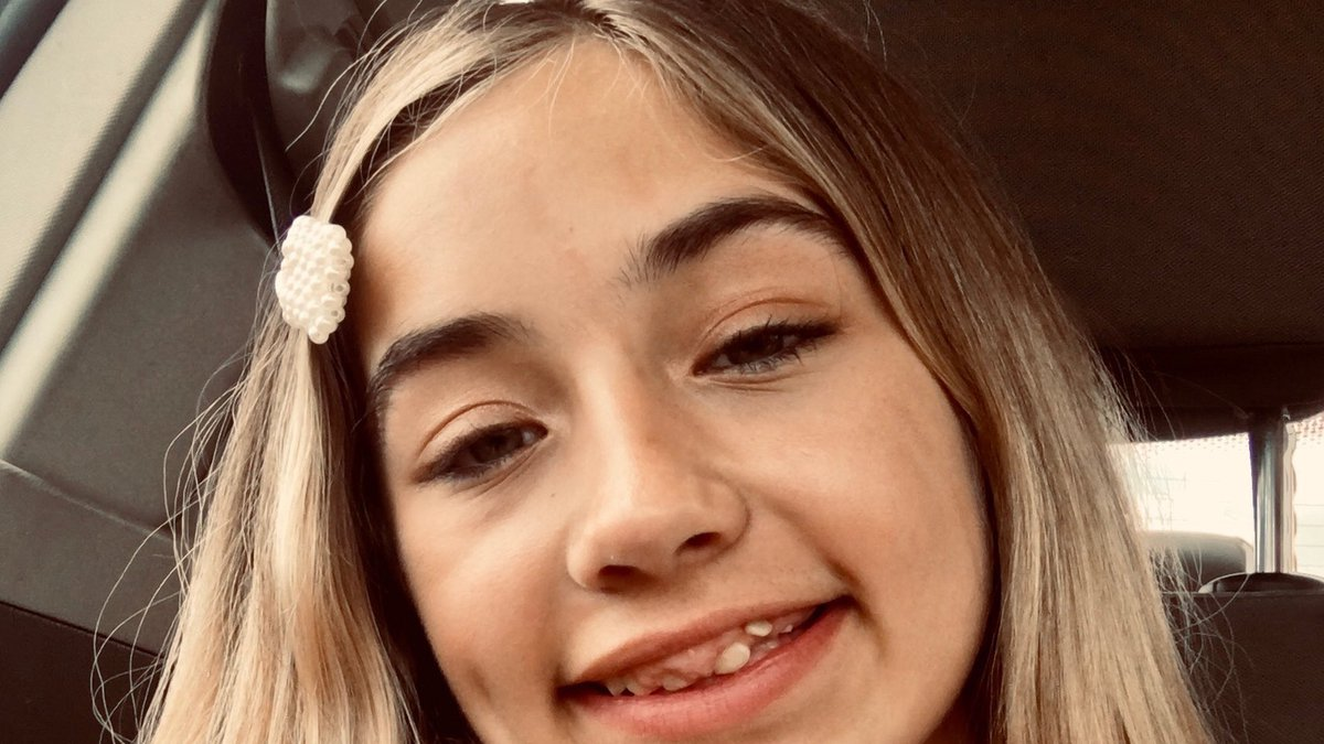 The family of a 12-year-old girl created a GoFundMe to get her a new smile.