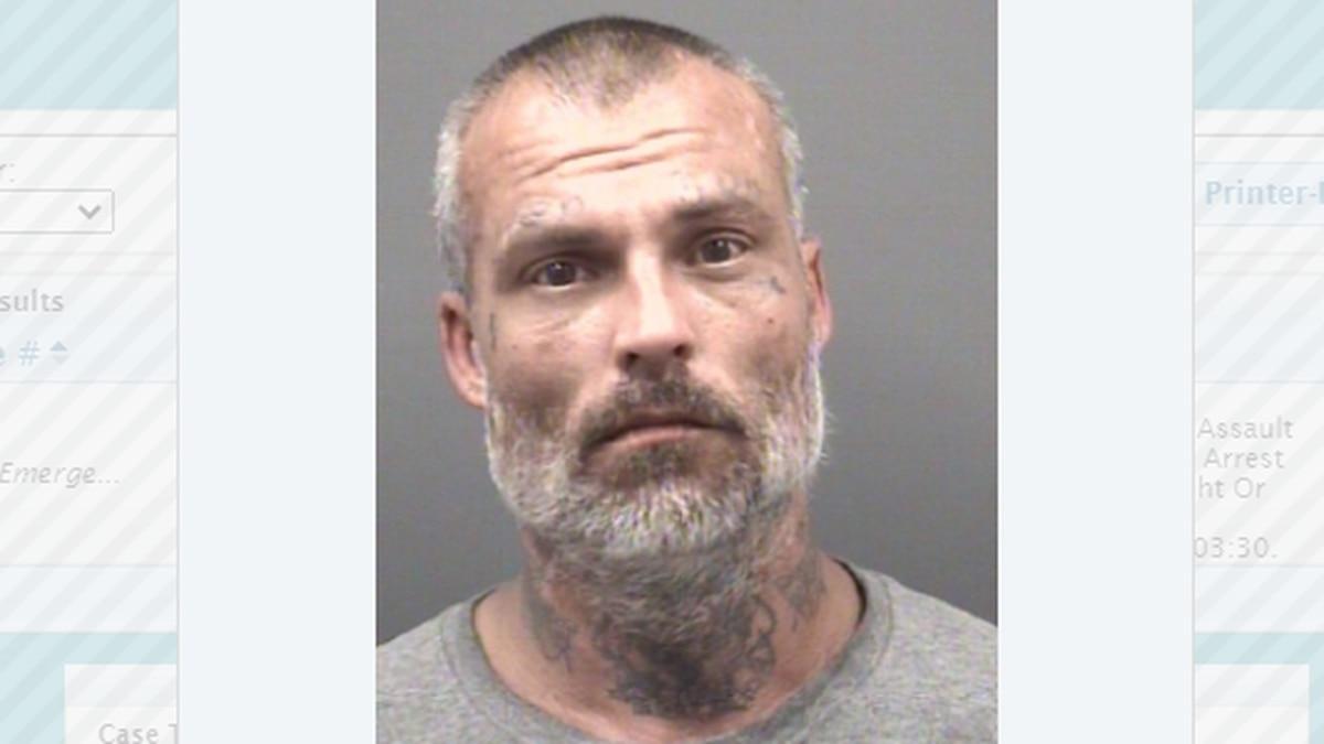 Ryan Mitchell Herrington was jailed on Wednesday under a bond of $275,000.