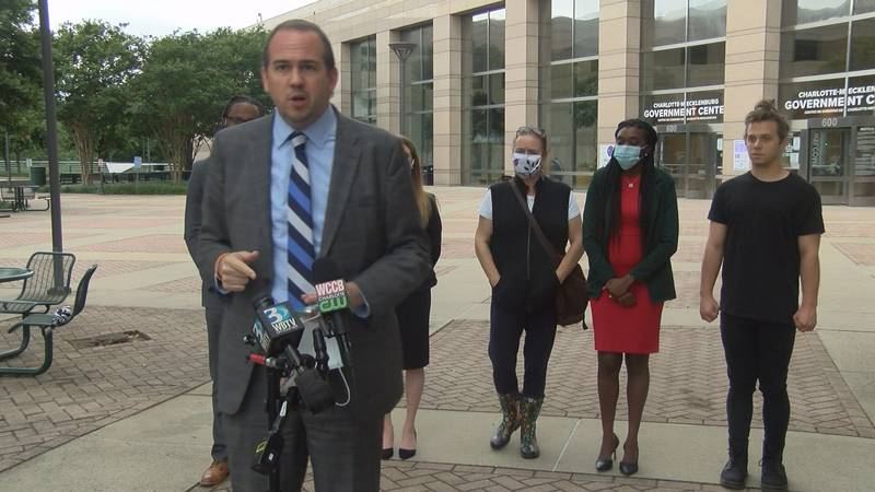 Several attorneys are claiming that Charlotte Mecklenburg Police officers are violating the...