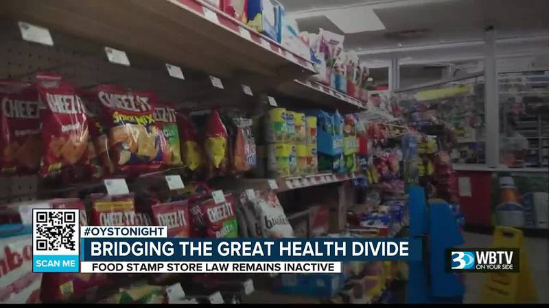 Bridging the Great Health Divide: Healthy food expensive, hard to find if living on low income
