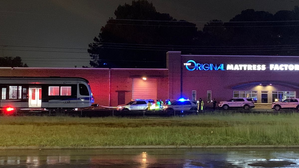 A fatal accident was reported Tuesday morning at the LYNX Blue Line stop at South Boulevard and...