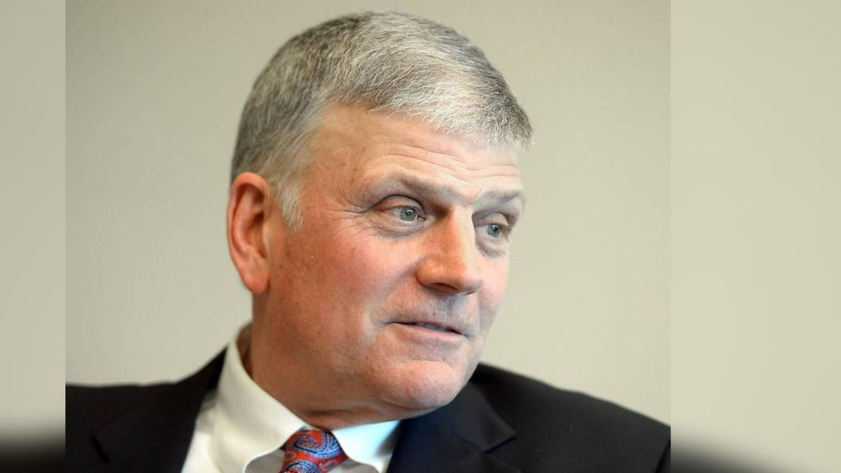 Evangelist Franklin Graham has been banned from appearing in a Liverpool, England, arena on his...