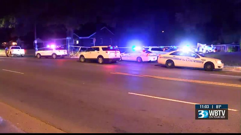 Police: Person shot during robbery