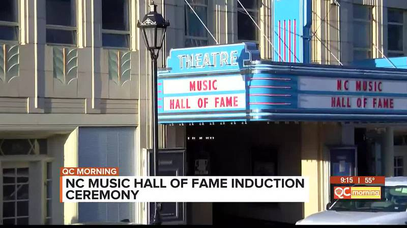 North Carolina Music Hall of Fame inducting Class of 2021
