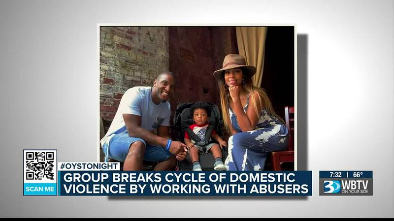 Group breaks cycle of domestic violence by working with abusers