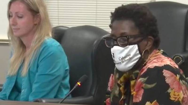 Cabarrus County Schools vote for optional masks in return to classroom