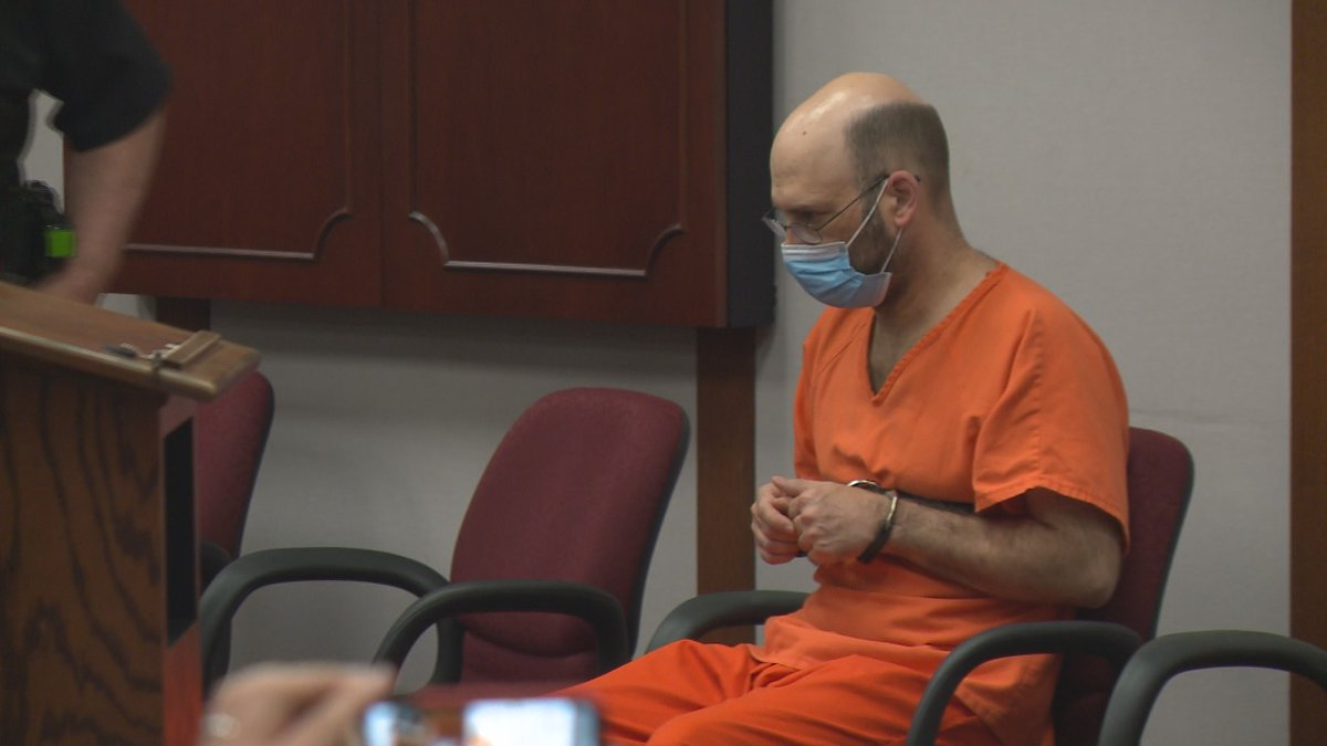 John Eichner had bail set at $1 million in the murder of his wife.