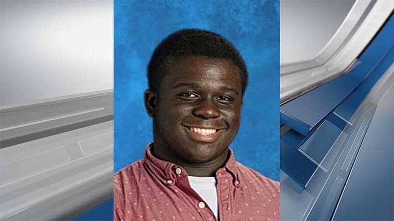 Shydais Tucker was a senior at Camden High School.