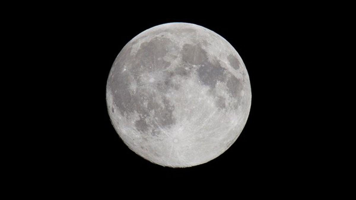 Halloween's full moon is a blue moon - the second full moon of the month.
