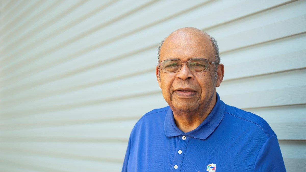 Community Link CEO Floyd Davis Jr.