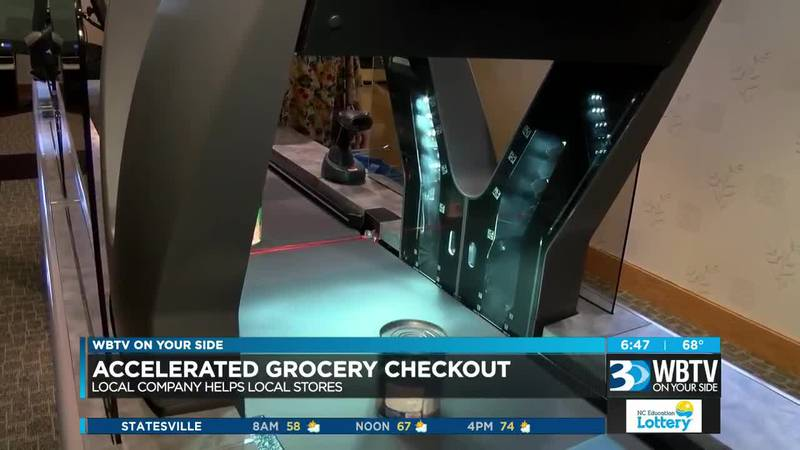 Changing your checkout experience at the grocery store