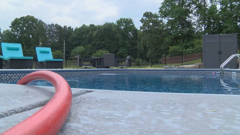 A pool built by Backyard Pool and Spa in Gaston County has so much damage the homeowner has...