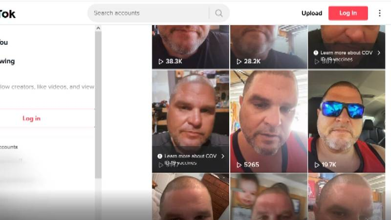 Mooresville husband and father went viral on TikTok after posting video about experience at...
