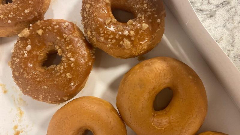 Krispy Kreme Unveils New Caramel Glazed Donuts