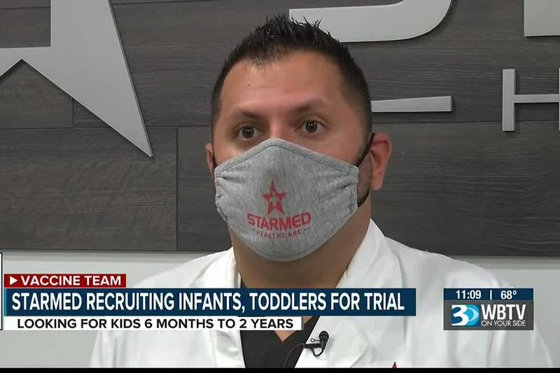 StarMed recruiting infants, toddlers for trial