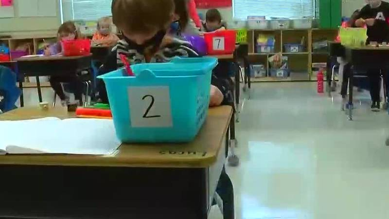 The Union County School Board voted Monday to do away with the district's COVID-19 contact...