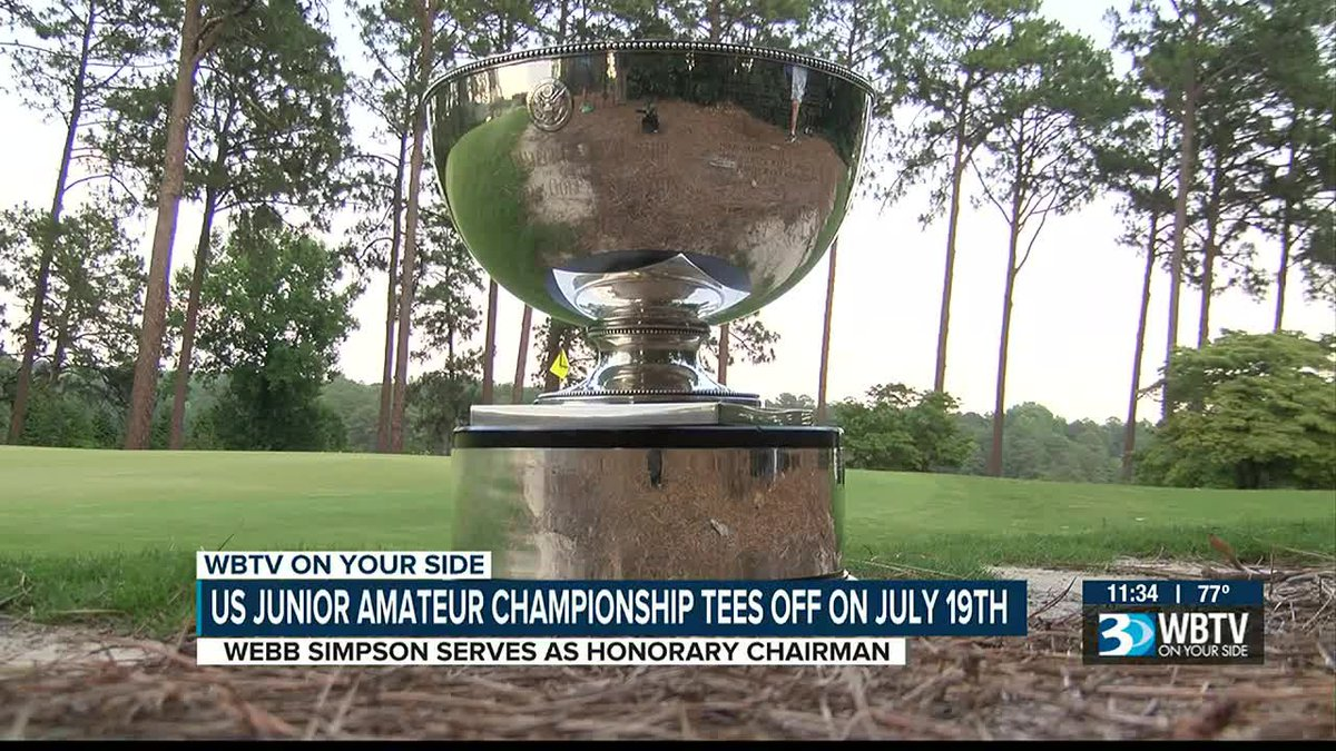 The next big star of golf could have his grand introduction right here in North Carolina in a...