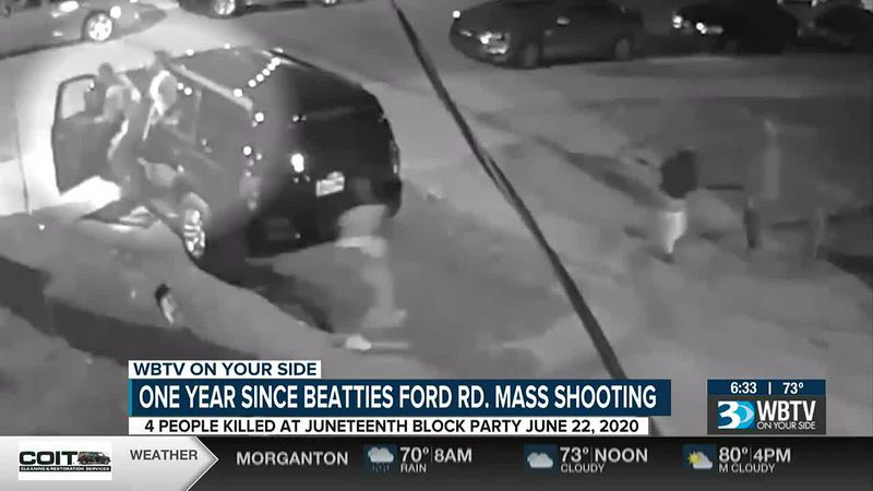 One year since Beatties Ford Road mass shooting