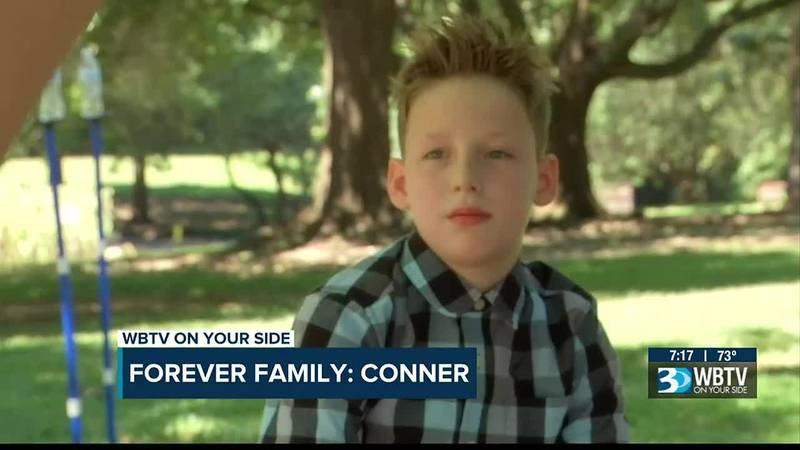 Forever Family: Conner