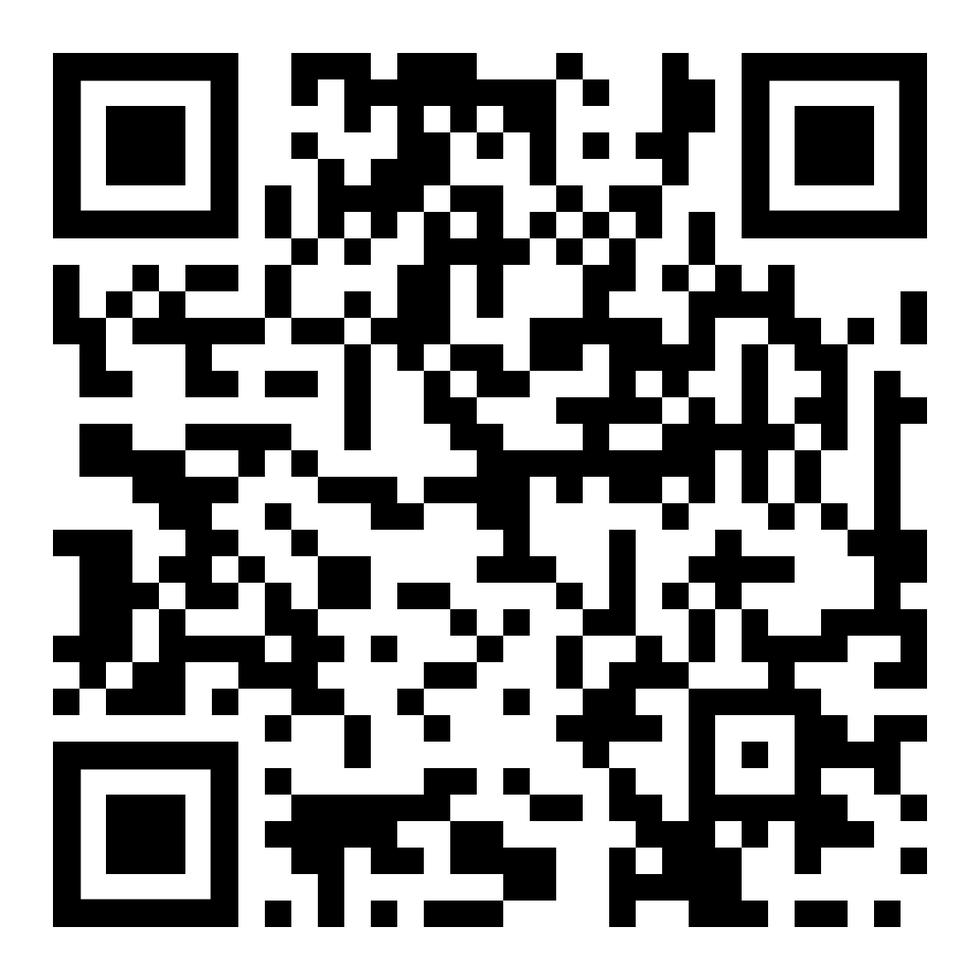 If you want to listen, pull out your phone, turn on camera mode and hover over the QR code that...