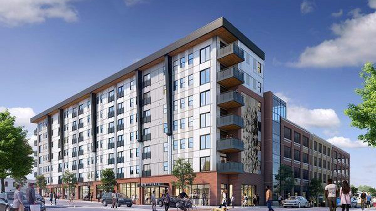 Located at 25 Barbrick Avenue adjacent to the new Cabarrus County Parking Deck, Novi Flats will...