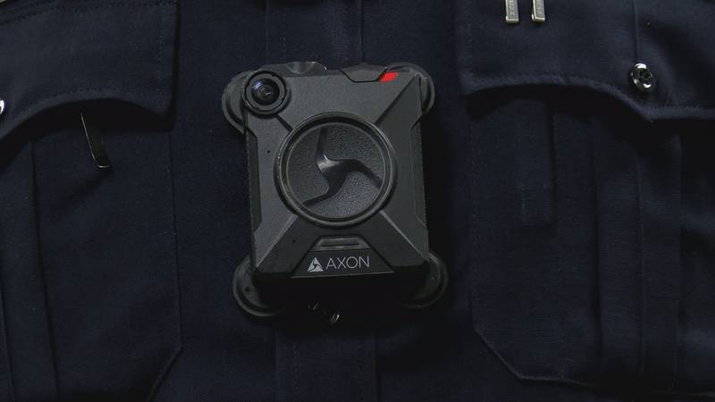 A generic picture of police body camera. (Source: WECT)