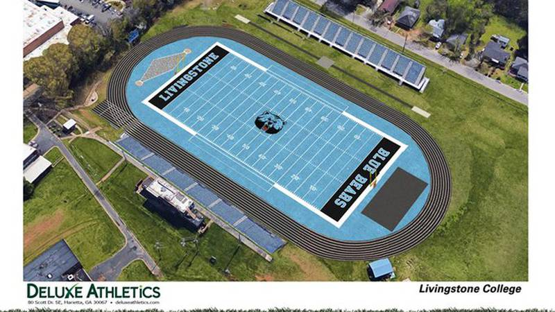 Livingstone's partnership with Field Turf, Deluxe Athletics, and Formetco Sports, through this...