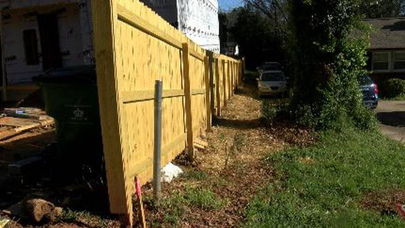 Charlotte homeowners say construction crews left mess on property