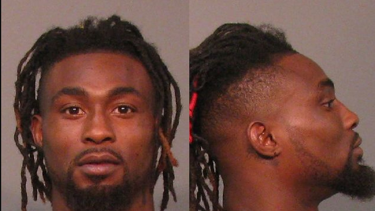 Kansas City Chiefs safety Bashaud Breeland was arrested in York County on Tuesday.