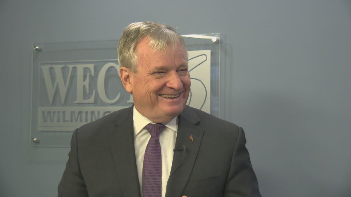 Dale Folwell, North Carolina State Treasurer, is in Wilmington to speak at a public information...