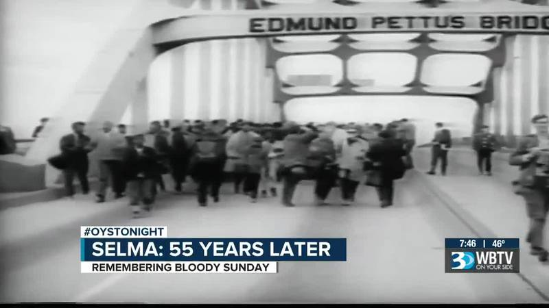 Remembering Bloody Sunday - 55 years later