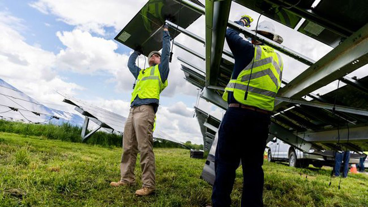 This project joins more than 40 other Duke Energy solar plants in the state