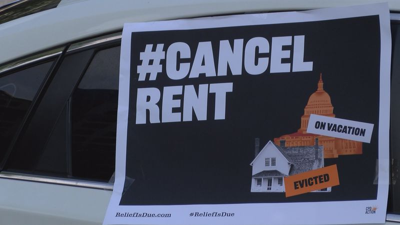 White House officials are putting a stop to evictions to help families who are struggling...