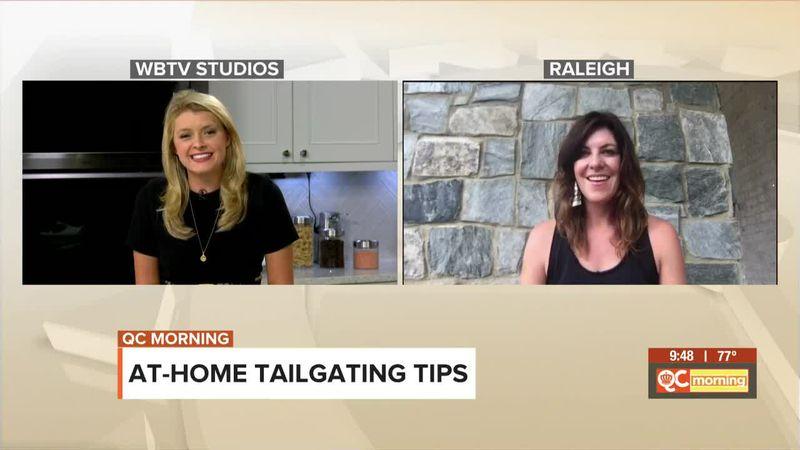 At-Home Tailgating Tips