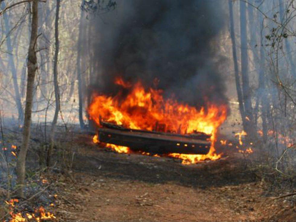 (PHOTO COURTESY: Gastonia Fire Department)