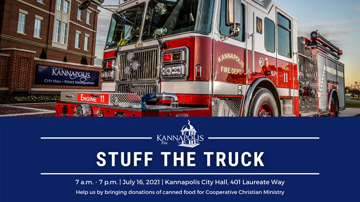 The event is happening this Friday from 7 a.m. until 7 p.m.