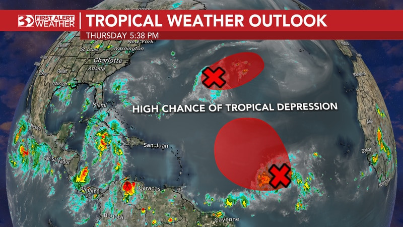 On this path, Ida is expected to move into the Gulf of Mexico this weekend, reaching warmer...
