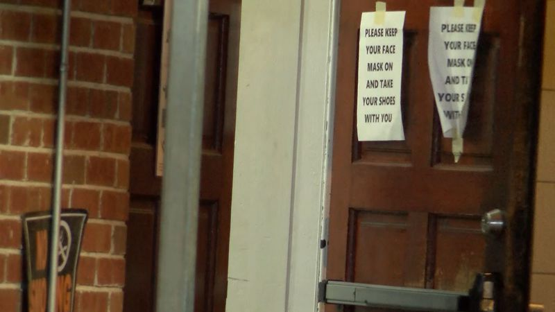 The Islamic Center of Charlotte will close its doors on Inauguration Day but re-open Thursday.