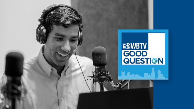 """WBTV launched a new podcast called """"WBTV's Good Question,"""" where we will answer more of those..."""