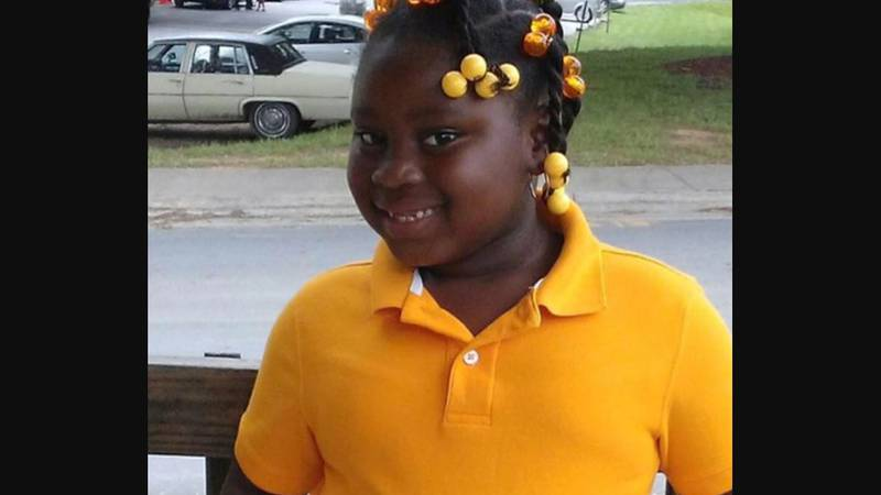 Ayanna Allen was 7 at the time of her death in 2016.